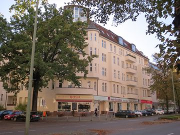 Attraktive Wohnungen in Berlin mieten
