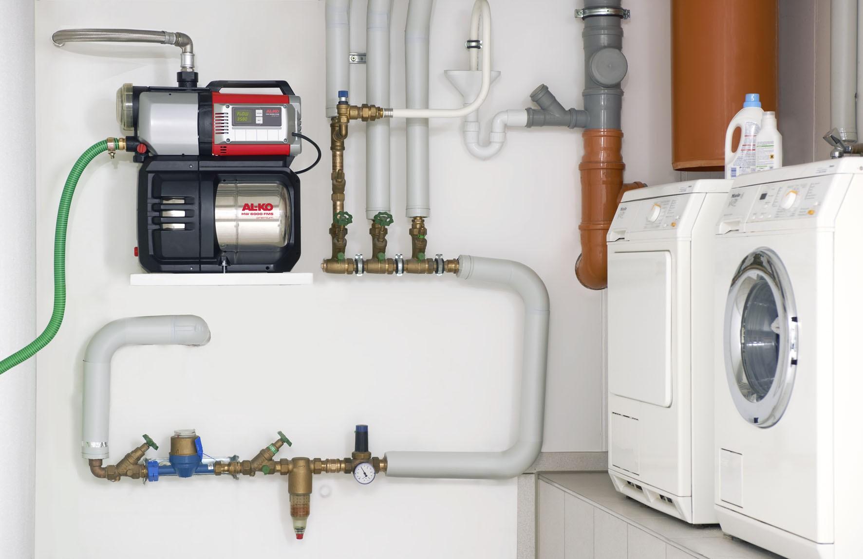 Brunnen Und Hauswasserwerk - Hauswasserwerk Test