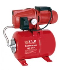 T.I.P. HWW 1200/25 Hauswasserwerk im Vergleich