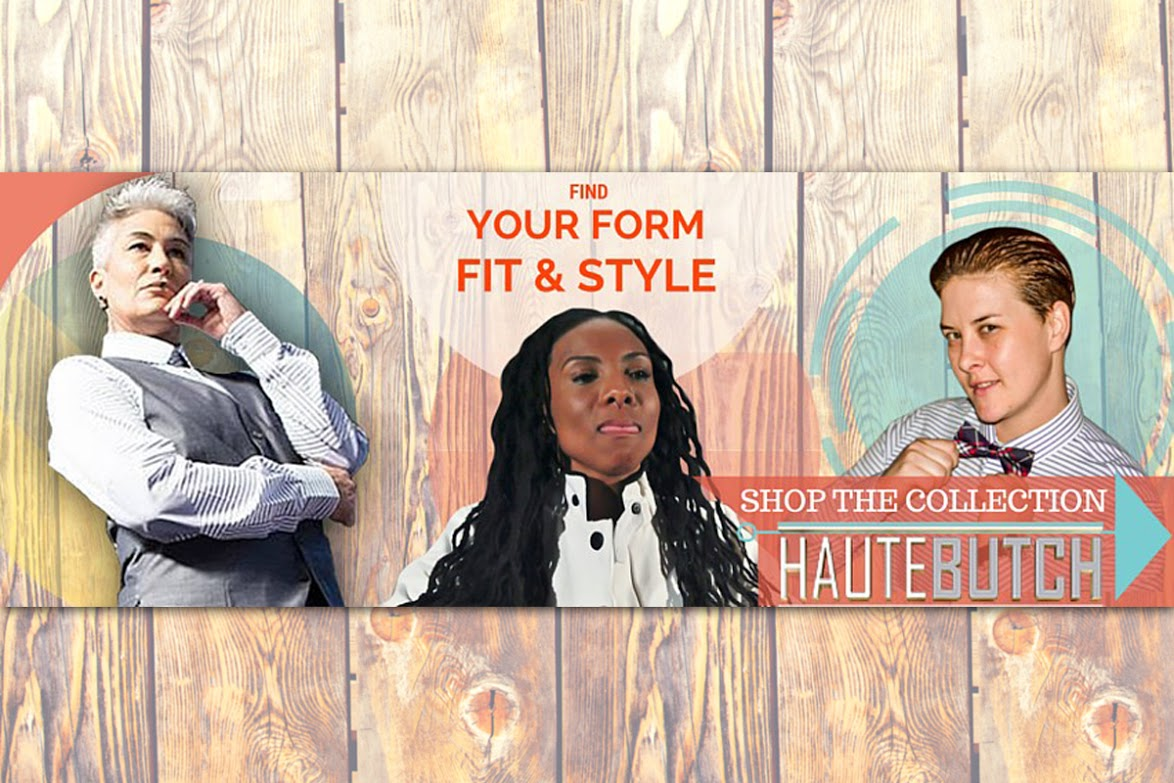 Find your Form Fit & Style - Shop The HAUTEBUTCH Collection