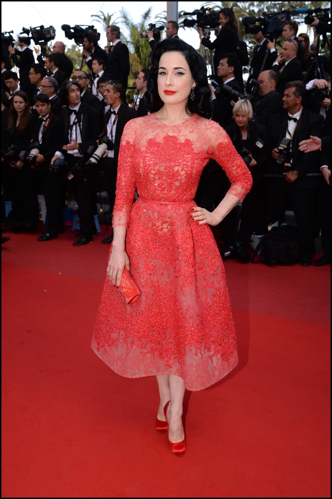 Couture dresses at Cannes Festival 2013  hautehot