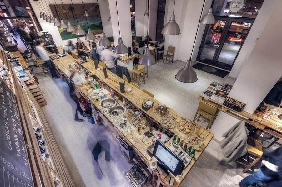 Cafenea in Constanta - Haute Cup