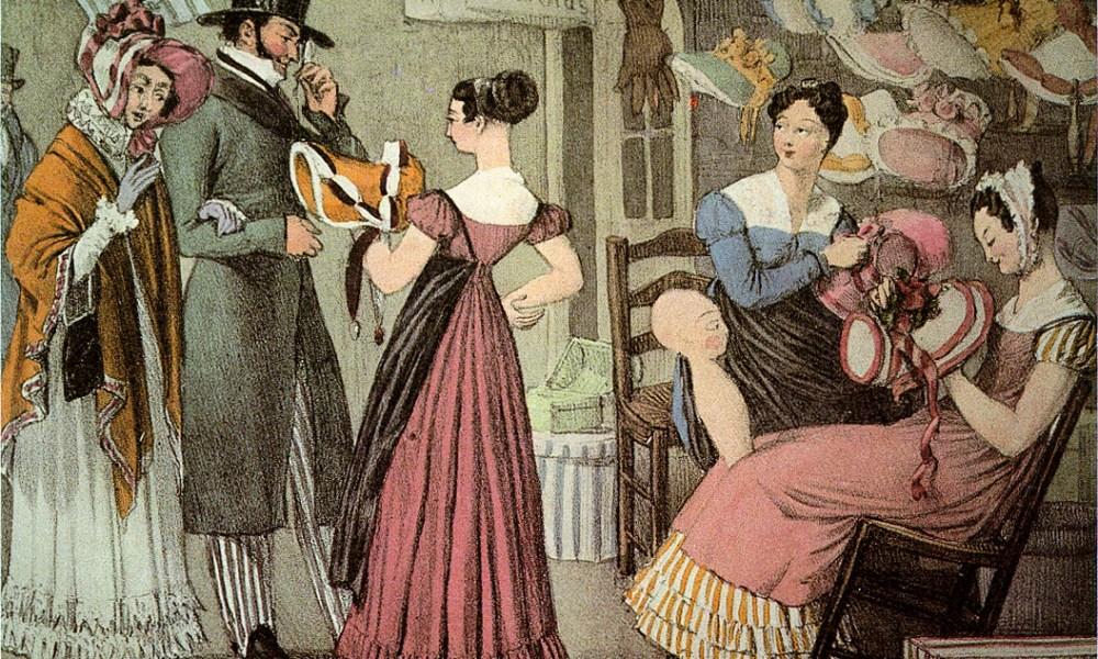 1822-Millinery-shop-Paris-Chalon