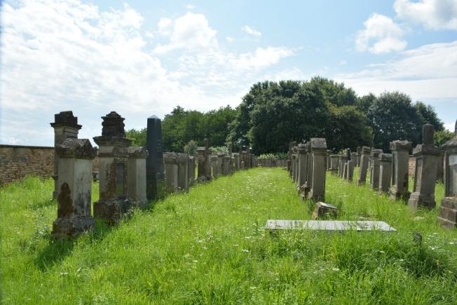 Joodse begraafplaats in Schirrhoffen