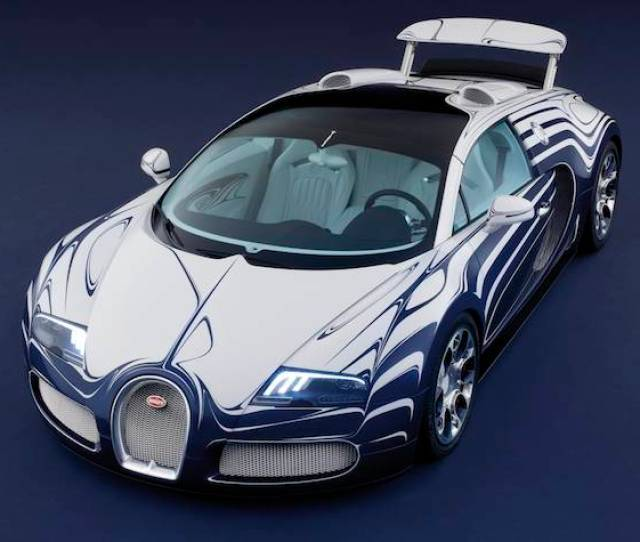 Less Than A Week After Announcing That Production Of The Benchmark Veyron Supercar Has Reached Its Conclusion Bugatti Revealed The Creation Of A One Off