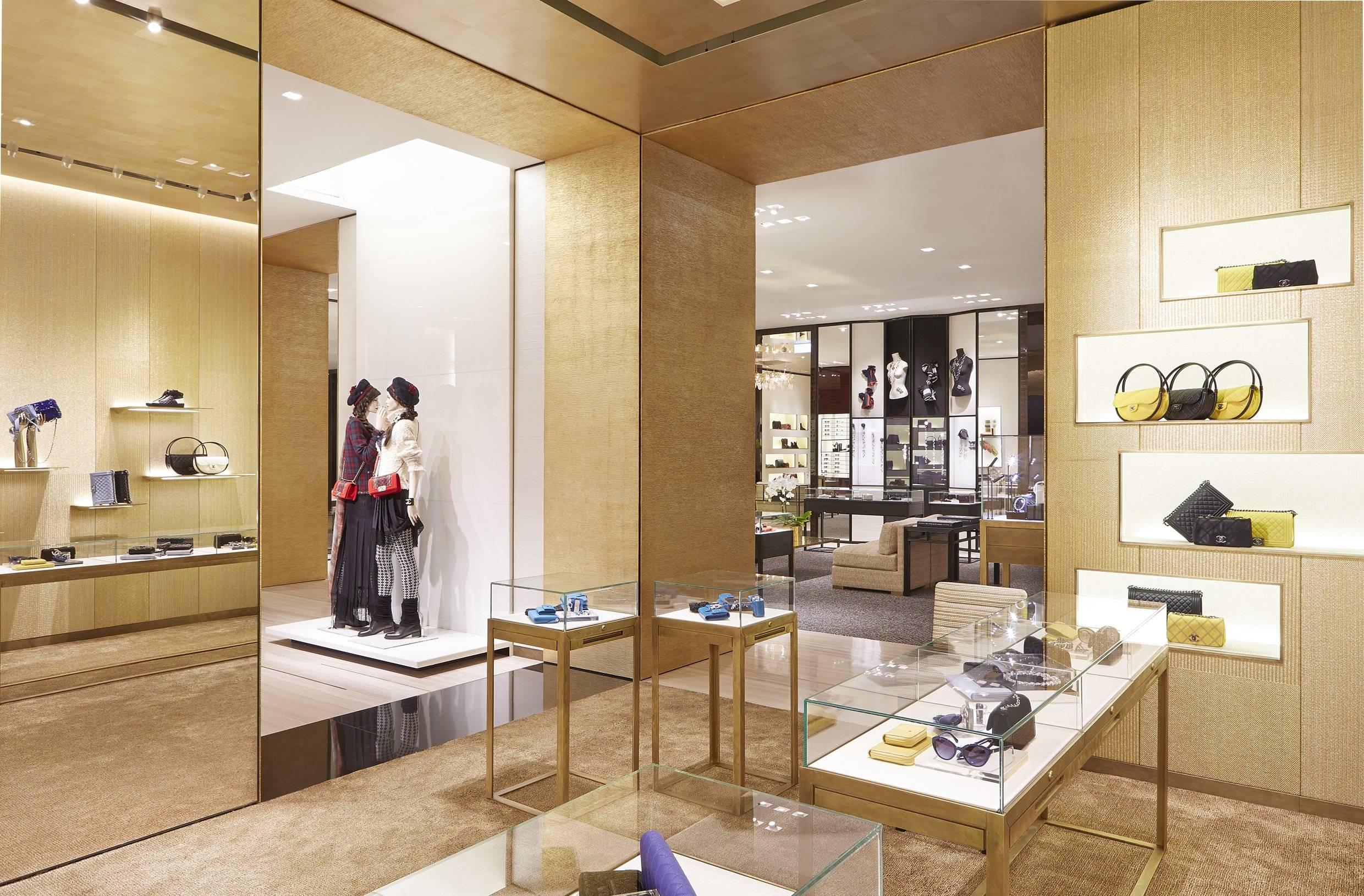 CHANEL Opens Boutique in Mall of the Emirates  Haute Living