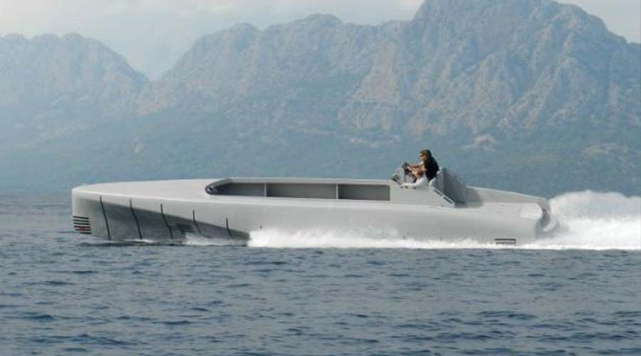 Haute Yacht Of The Week Mercedes Benz Silver Arrows