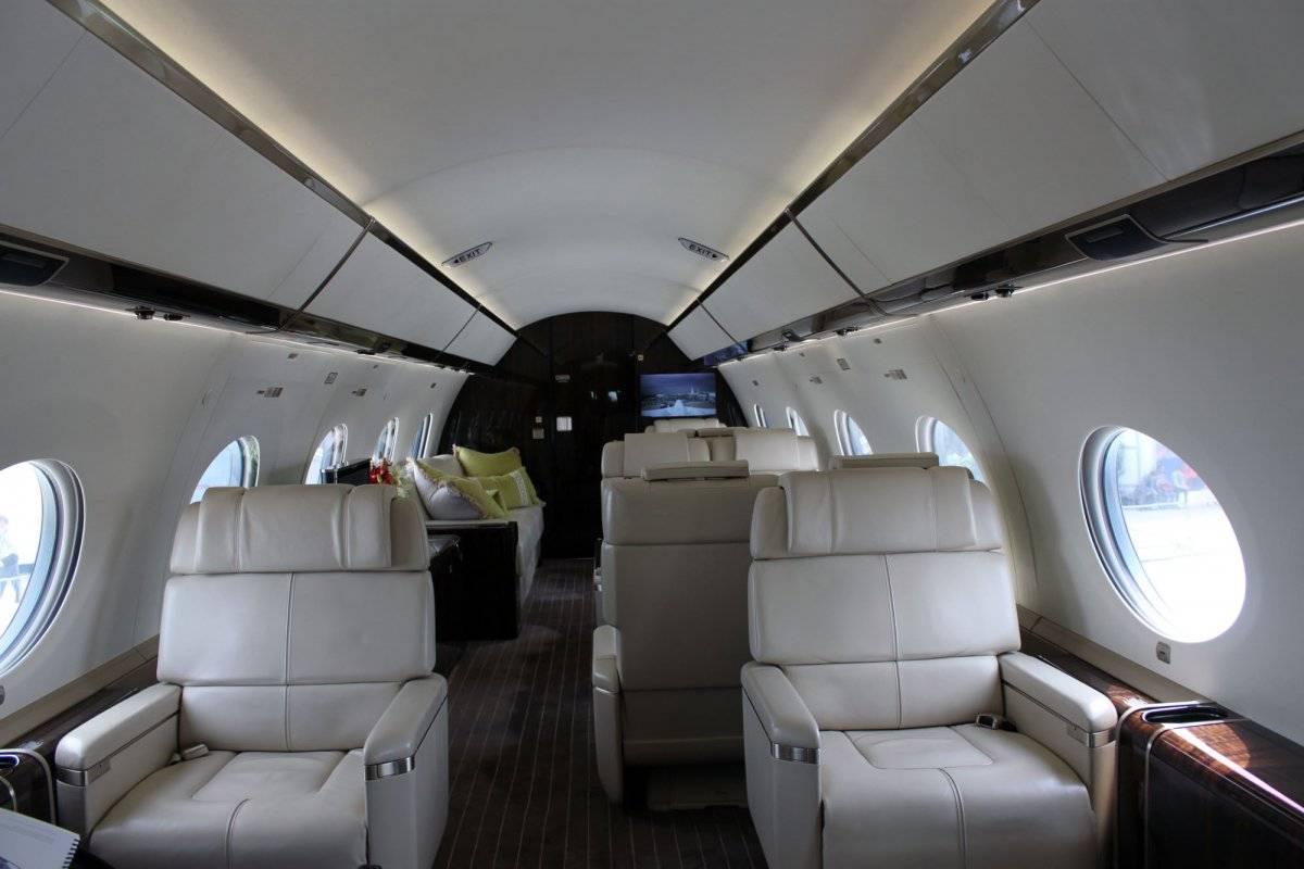 Haute Jet Of The Week Gulfstream G650
