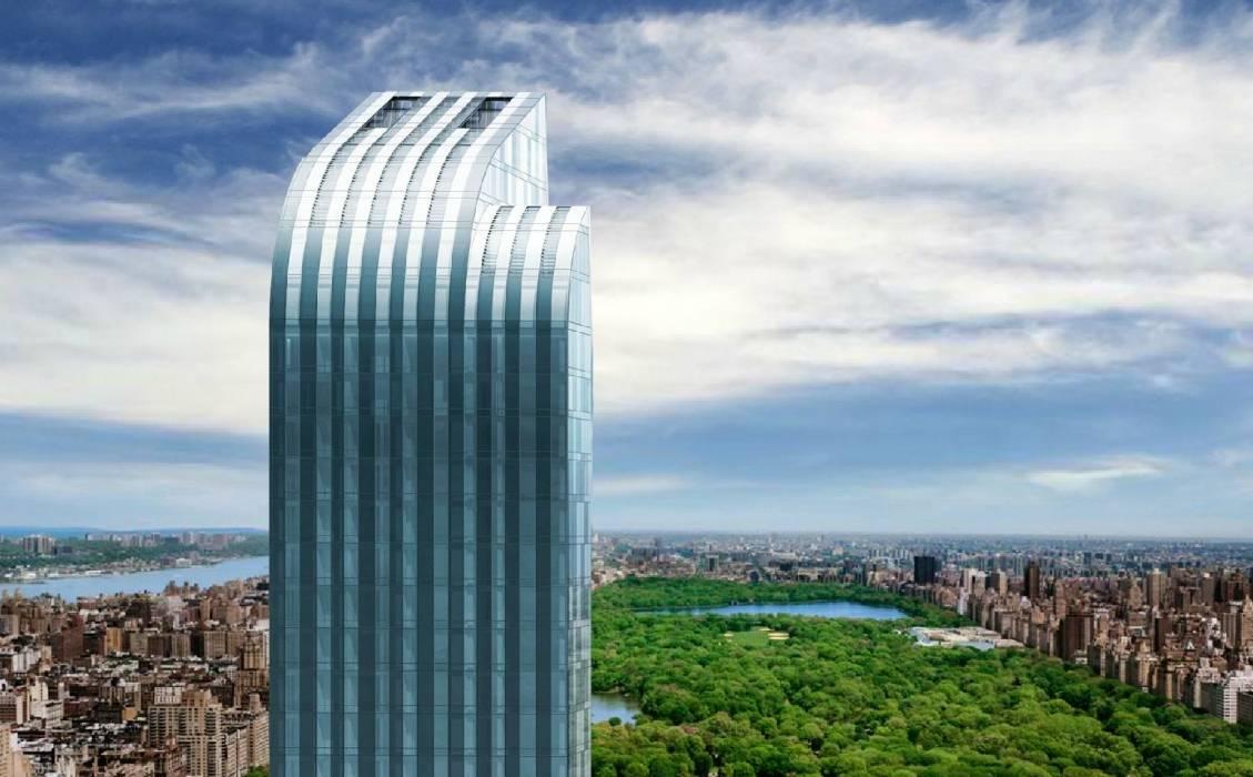 Secret Buyer Trumps All Unloads Over 100 Million for One57 Penthouse