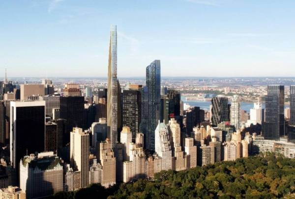 5 -and-coming Nyc Skyscrapers