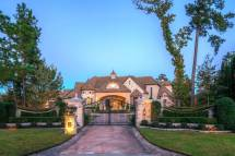 Woodlands Houston Texas Mansion