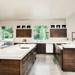 Kitchen Countertop Trends Brushed Nickel Pendant Lighting 6 Fashionable