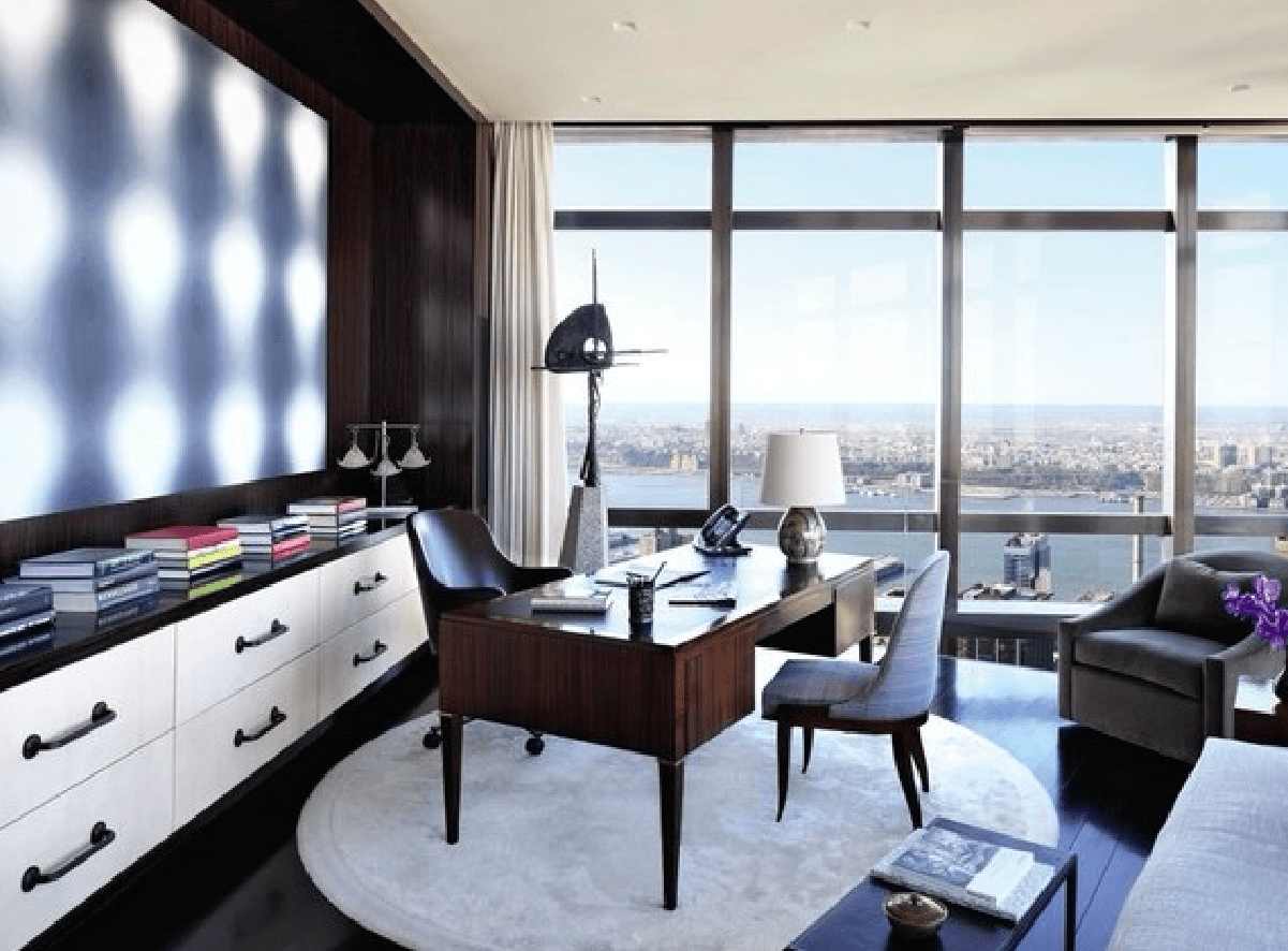 Fendi Casa Presents Mandarin Oriental At Londons One Hyde
