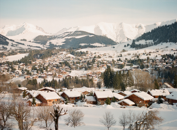 Megeve Chic Mountain Weddings