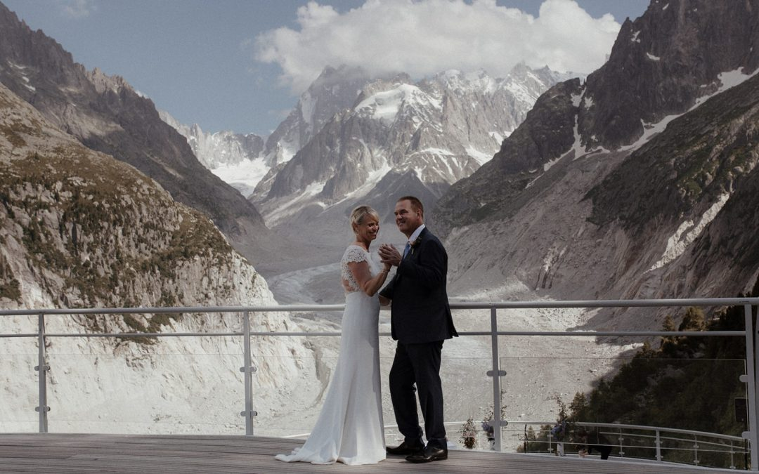 French Alps Altitude Weddings