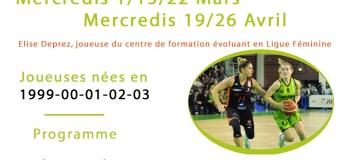 Détection Saint Amand Hainaut Basket