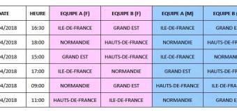Tournoi Inter-Ligues U15 à Mulhouse