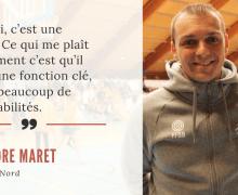 Alexandre Maret, formateur à la C.R.O, mis à l'honneur dans la presse locale