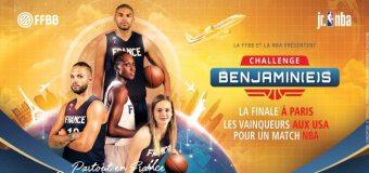 Challenge Benjamin(e)s : Finales, secteur NPDC, le 27 MARS 2019 au CREPS de Wattignies