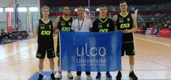 L'ULCO, Championne de France Universitaire de Basket 3×3