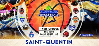 Dernier Weekend d'août : Première édition du Tournoi des Hauts-de-France, à Saint-Quentin !