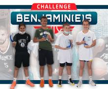 Retour sur la finale régionale du Challenge Benjamin(e)s 2021