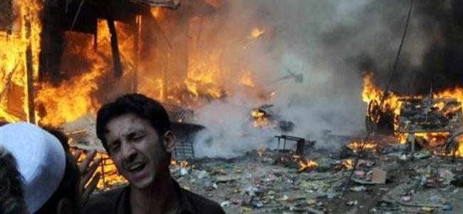 Pakistan'da Bombalı Saldırı: 6 Ölü