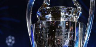 Şampiyonlar Ligi'nde dün akşam
