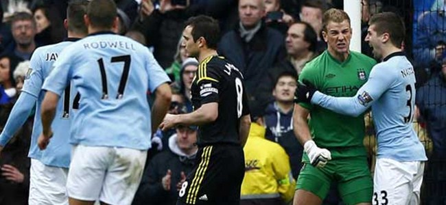 Dev maçta zafer Manchester City'nin