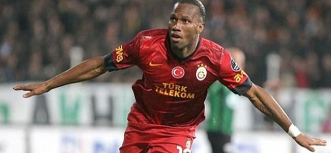UEFA'nın Drogba kararı...