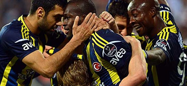 Fenerbahçe 14. sırada