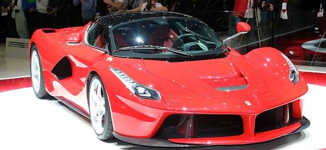 Ferrari'den Infor atağı