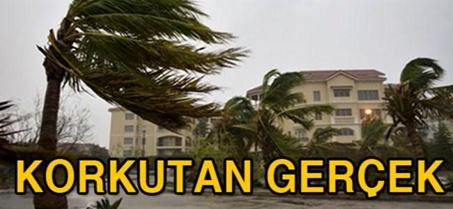 Kasırgaların sayısı 10 kat artabilir
