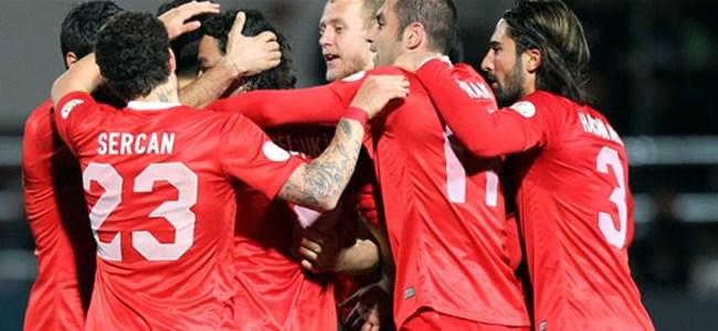 Türkiye Andorra'dan 3 puanla döndü