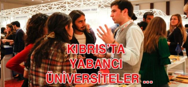 Kıbrıs'ta  Yabancı üniversiteler ...