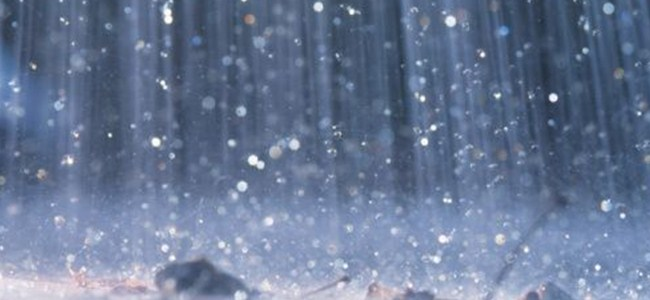 Perşembe günü yağmur ve rüzgar var