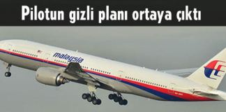 Kayıp uçakla ilgili büyük şüphe!