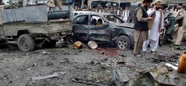 Pakistan'da İntihar Saldırısı: 7 Ölü