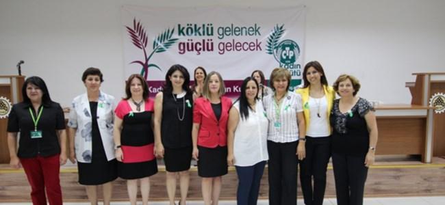 Sibel Sorakın Yeni Dönemde de CTP Kadın Örgütü Başkanı