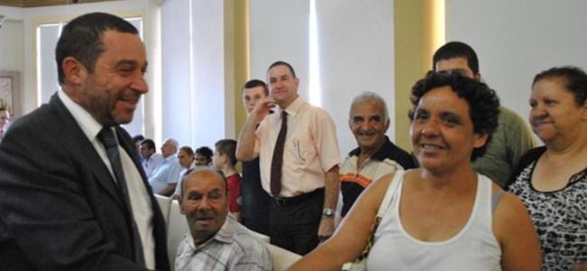 DP-UG Milletvekili aday adayları tanıtımları tamamlandı