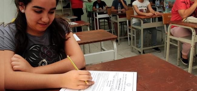 BEAL ve 20 Temmuz Fen Lisesi giriş sınavları bugün yapılıyor