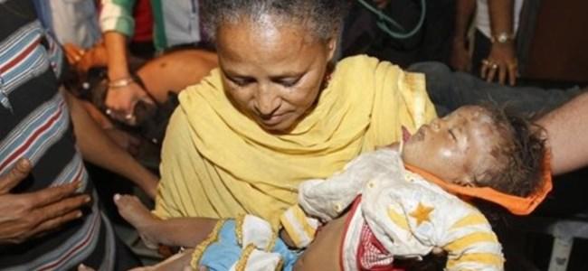 Beyin İltihabı Salgınında 118 Çocuk Öldü