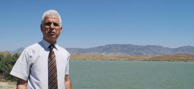 Kanlıköy'de gölet kavgası