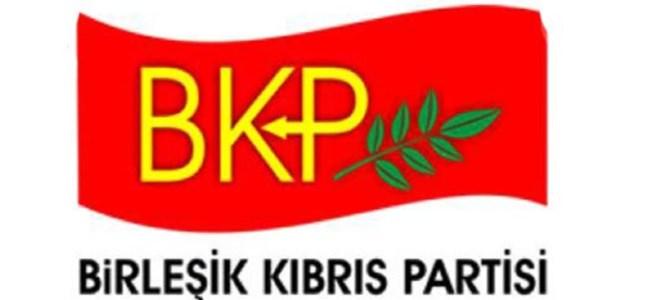 BKP: Bize vurulacak her mühür AKP'nin ezberini bozacak