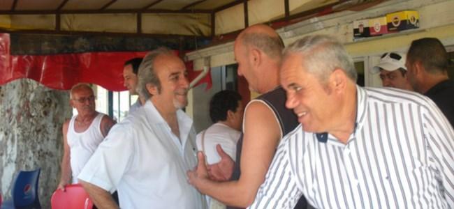 CTP-BG Güzelyurt Milletvekili Adayları Gemikonağı ile Denizli'yi Ziyaret Ettİ
