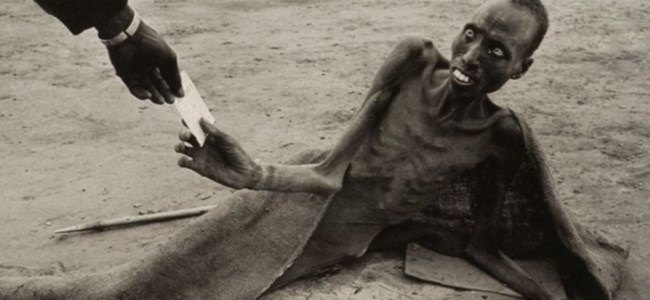 Afrika'da Açlık Zirvesi!