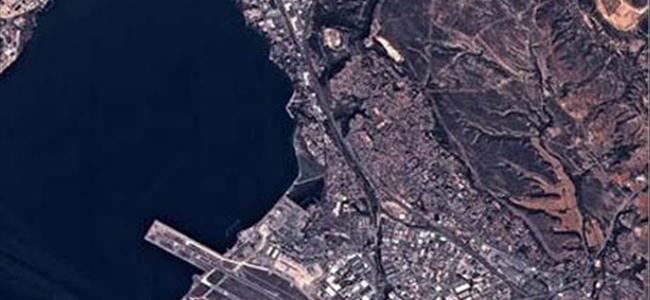Uzay'dan bakınca Türkiye