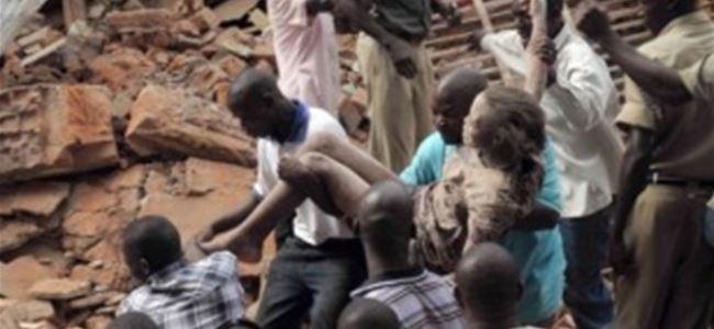 Uganda'da Bina Çöktü: 4 Ölü