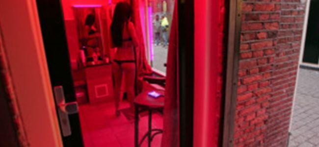 Hollandalı seks işçileri birleşiyor