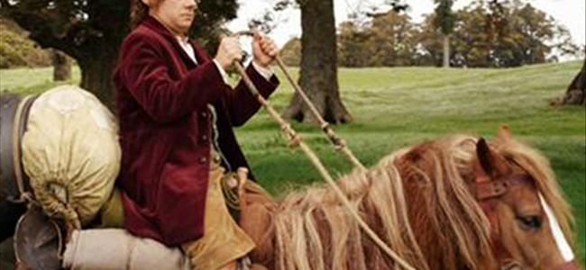 'Hobbit' setinde hayvan ölümleri
